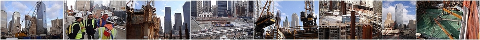 Check World Trade Center Construction Site Progress