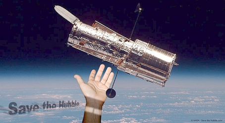 Save the Hubble
